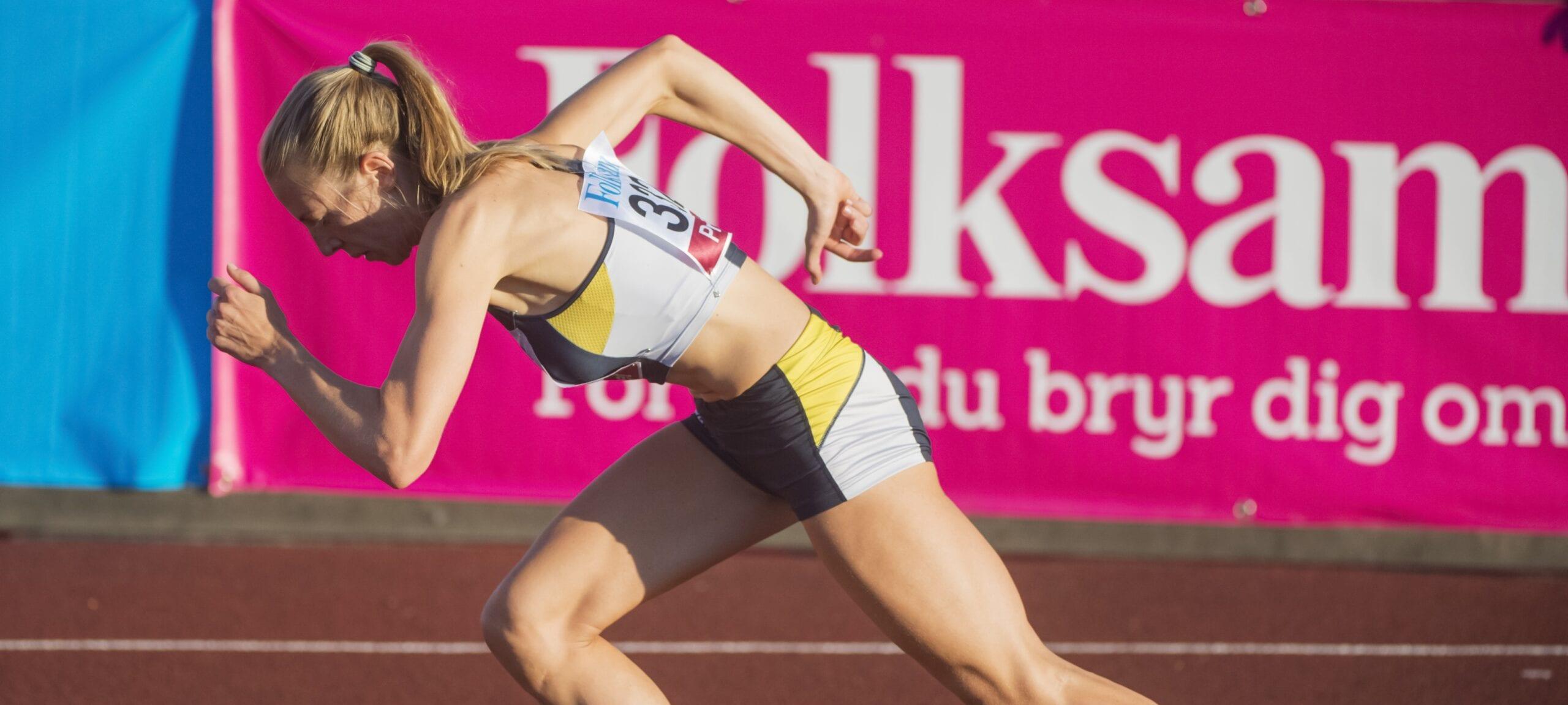 Folksam - Swedish Athletics Association partnership - March 2021