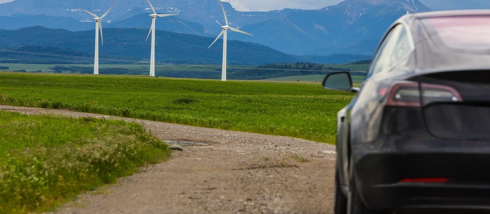 My Tesla Adventures Family Trip to Montana USA. Photo Credit: Sergei Belski
