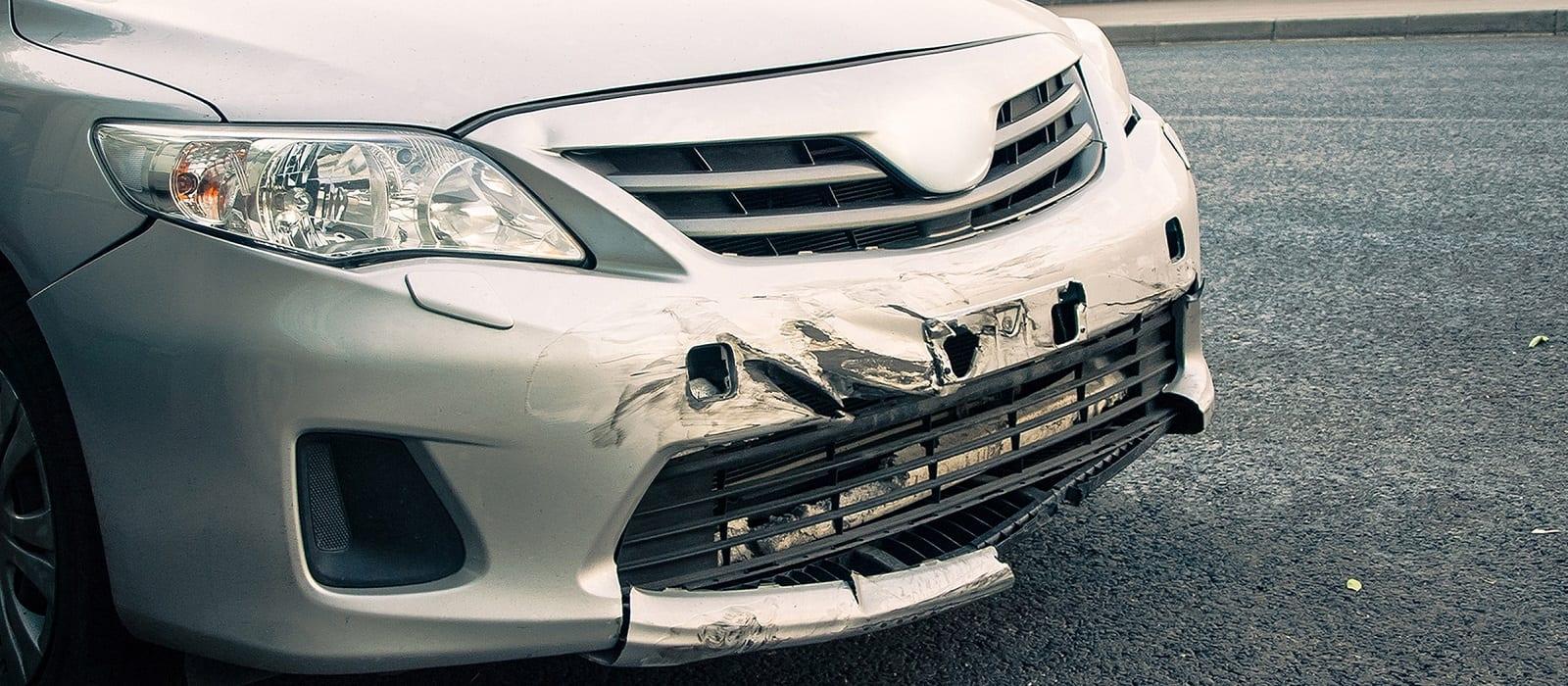 street car accident